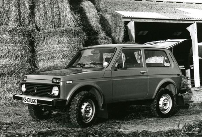 Самые культовые автомобили в СССР