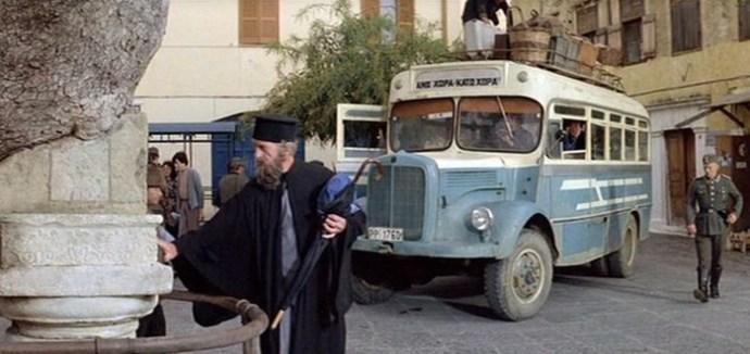 Как греческие монахи воевали с немцами