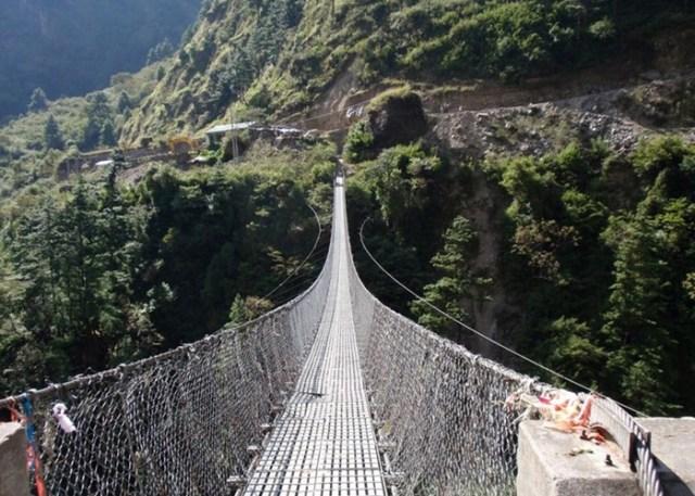 Мосты, которые пугают многих туристов