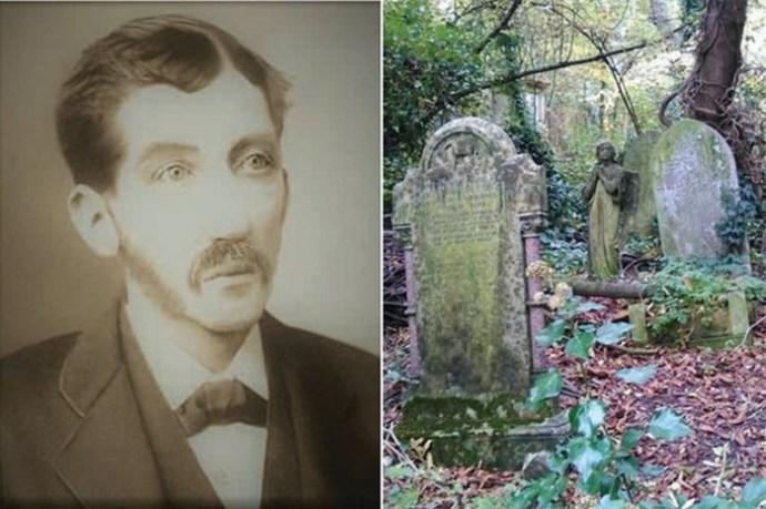 Британец нашел могилу Джека Потрошителя?