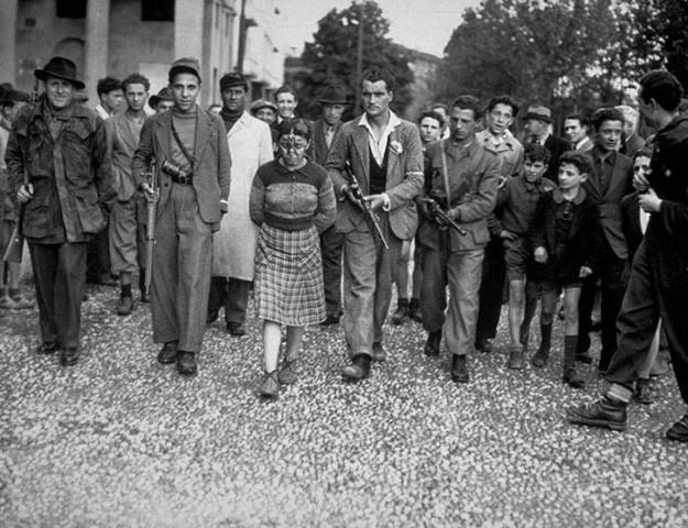 Период в истории, который Франция считает свои позором
