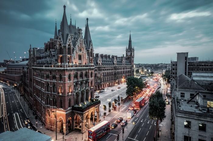 Оригинальные места в Европе для ночлега
