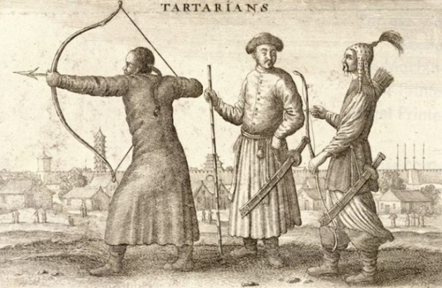 От кого произошли татары