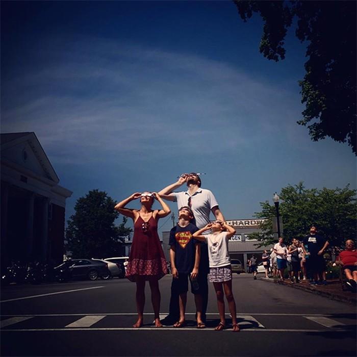 Дети и грибы! Самые популярные снимки Instagram за август