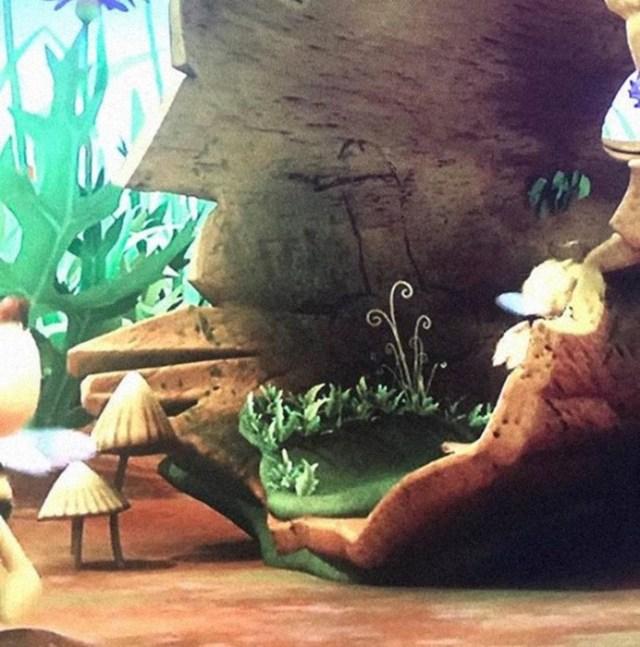 В мультфильме «Пчелка Майя» обнаружили нарисованный половой член