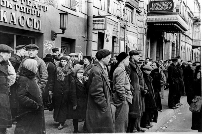 Что творили банды в блокадном Ленинграде