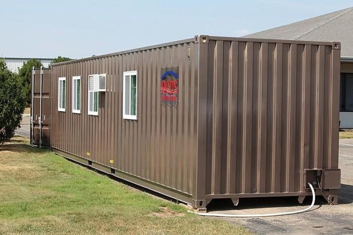 Теперь дома из контейнеров можно приобрести в интернет магазине