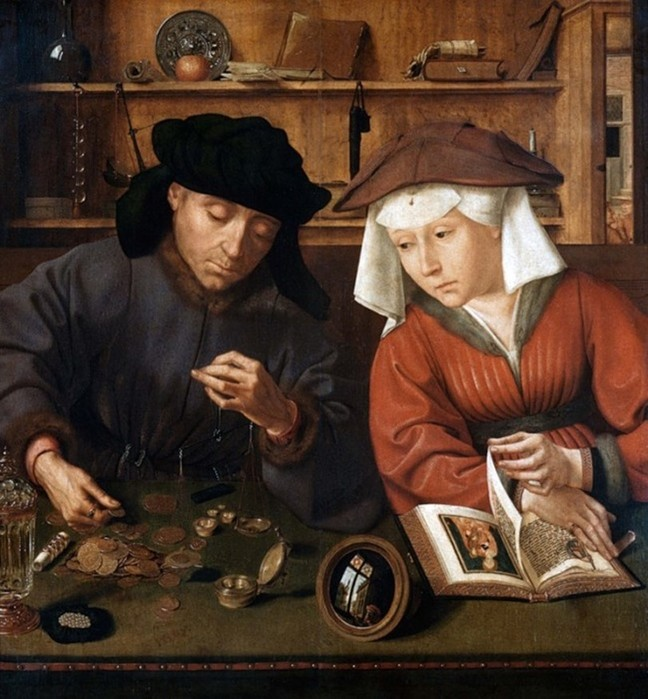 Загадки зеркал на известных картинах