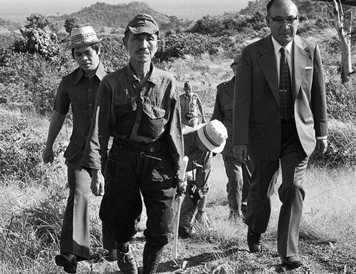 Как японский солдат Хироо Онода воевал еще 30 лет после окончания Второй Мировой