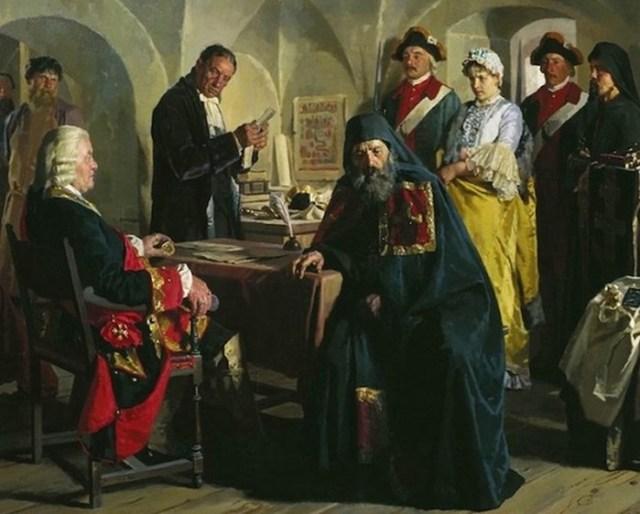 «Русская инквизиция»: как работала Тайная канцелярия