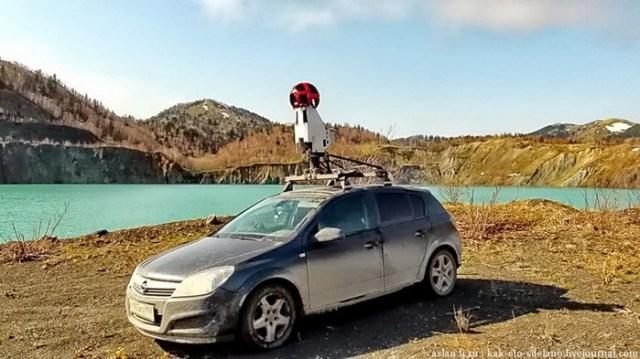 Карты Google: Как делают панорамы для Google Street View