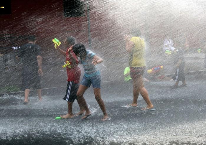 Погода летом 2009 (46 фото)