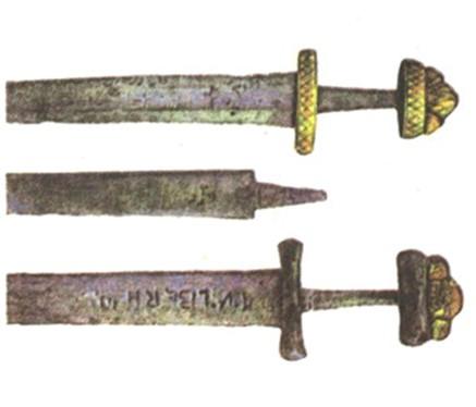 Главное оружие из арсенала русского богатыря