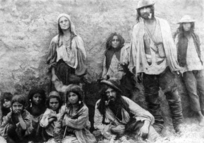 Кто такие «народы бродяги»