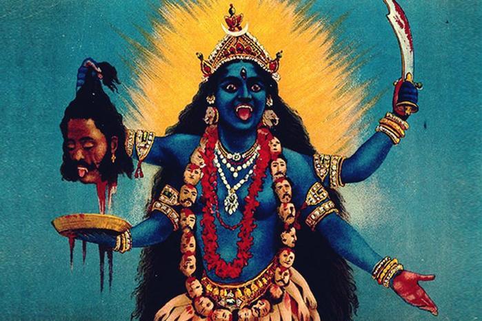 5 самых страшных богинь мировой мифологии