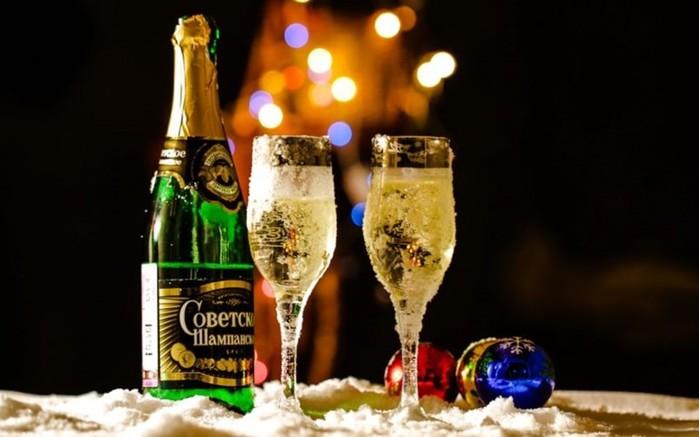 Советское шампанское! История и современность