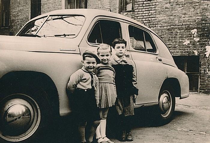 Автомобиль «Победа»