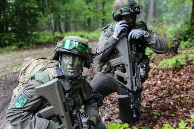 Где в мире все еще призывают в армию и где призыва нет