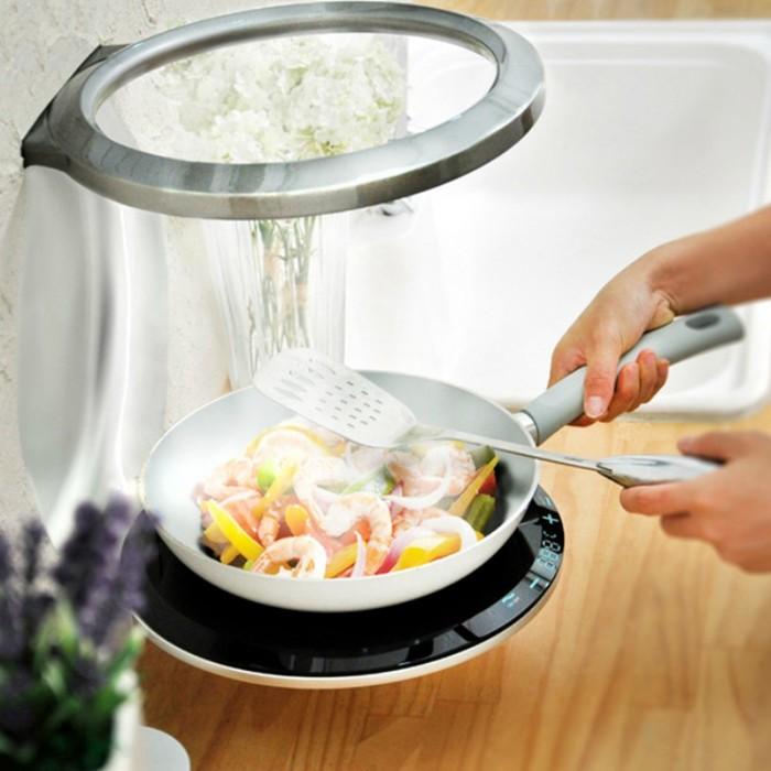Полезные приспособления для кухни, чтобы превратить процесс приготовления в развлечение