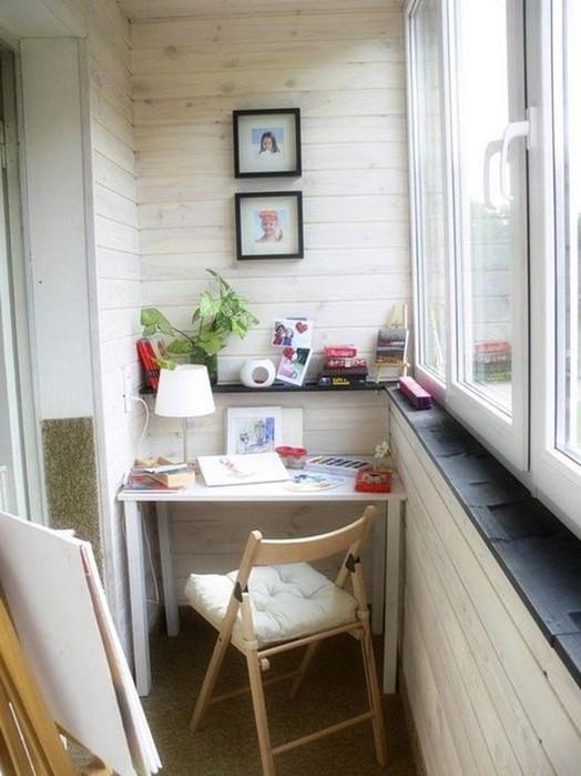 Шикарные идеи для балкона в квартире