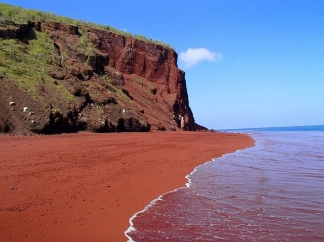 Самые необычные пляжи мира