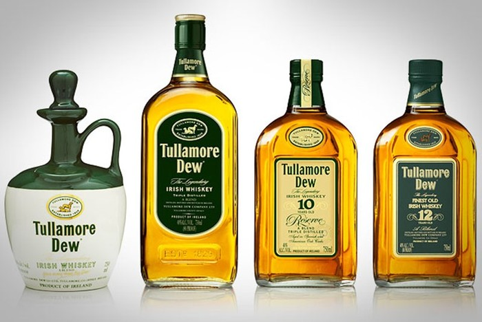 Виски Tullamore Dew(Талламор Дью)