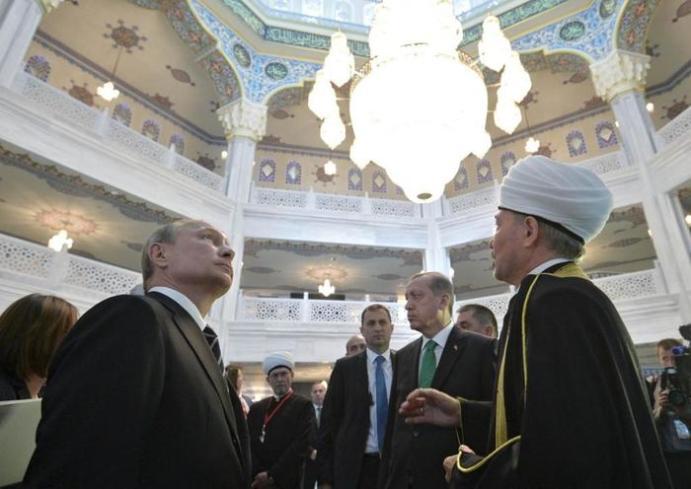 Как ислам пришёл в Россию