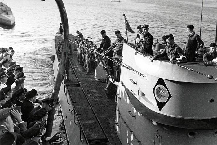 «Волчьи стаи» Гитлера: как немцы воевали под водой
