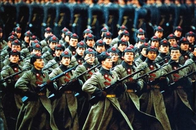 Какой была наша страна 30 лет назад— интересные фотографии из СССР