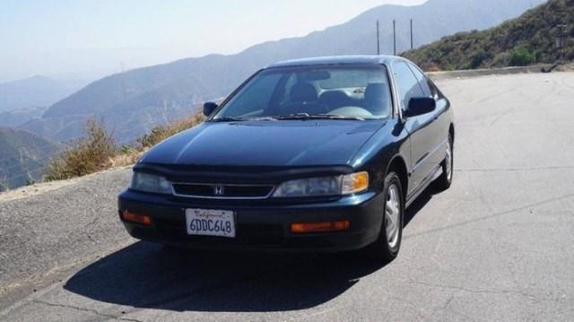 Рекламный ролик увеличил стоимость Honda Accord 1996 года до 20 тысяч долларов