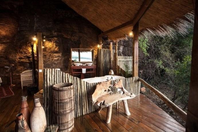 Дом на дереве в Зимбабве. Удивительная постройка! Фотографии