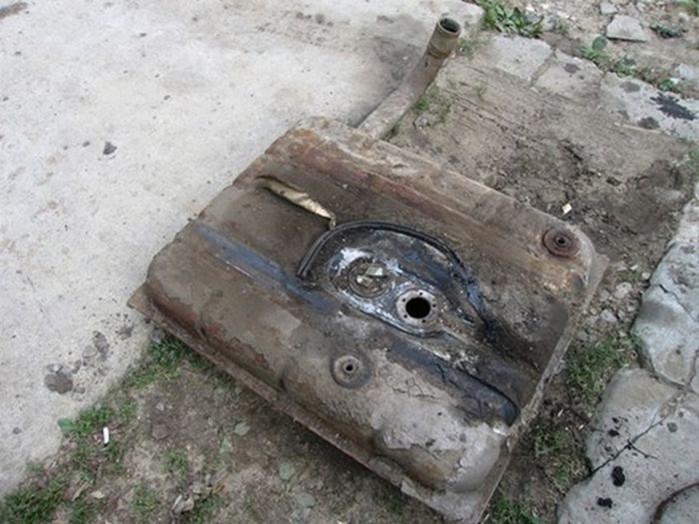 Удивительное обновление старого ГАЗ 21