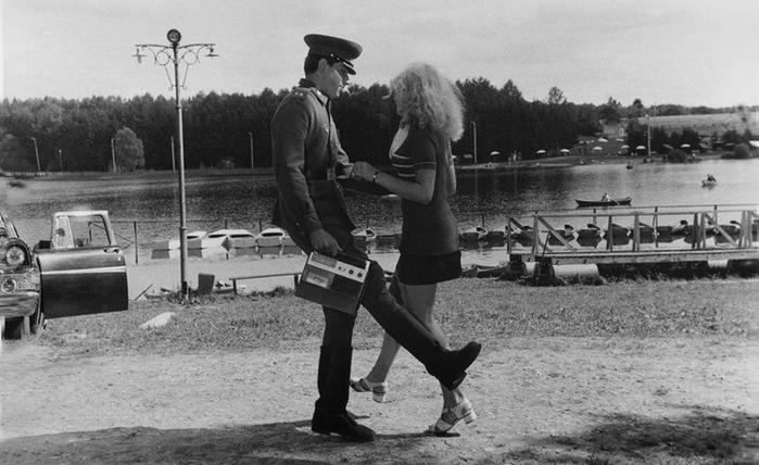 Посвящение в «черпаки»— неуставные ритуалы в Советской Армии