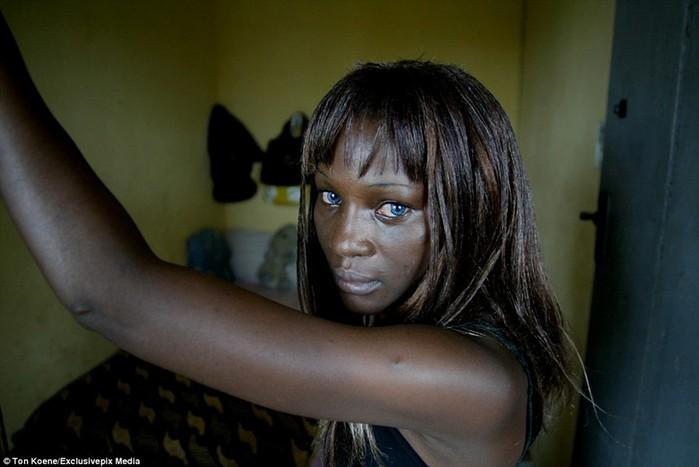 Среди взрослого населения Нигерии ВИЧ инфицированы 4,1% людей