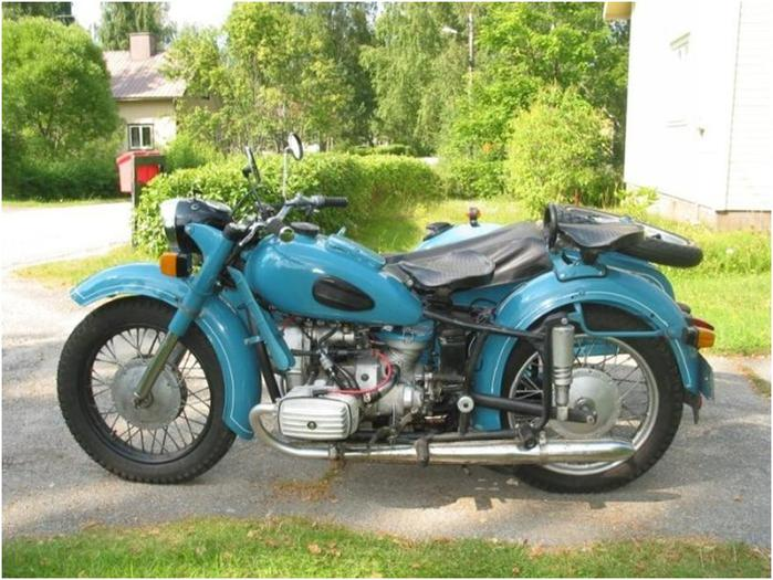 7 советских мотоциклов, которые знала вся страна