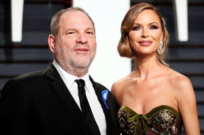 Актриса засудит помастурбировавшего на нее Вайнштейна за изнасилование