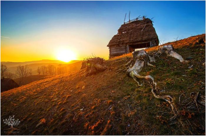 Трансильвания: 16 мистических пейзажей родины графа Дракулы