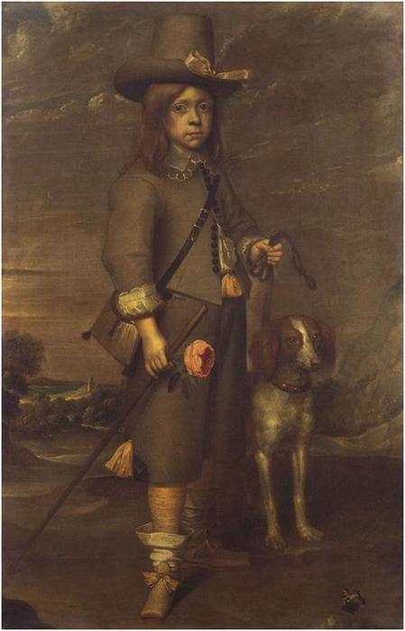 Джеффри Хадсон— придворный карлик королевы Генриетты Марии