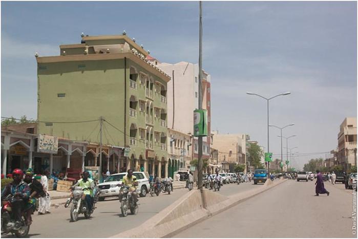Прогулка по столице беднейшей африканской страны
