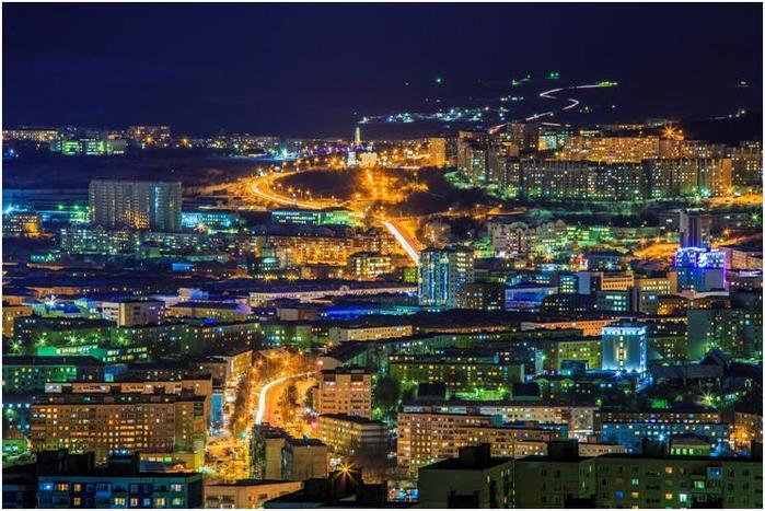 Города, которые страдают от недостатка солнечного света