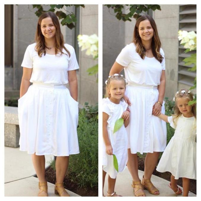Вторая жизнь старых рубашек Стефани Миллер, мамы 4 детей