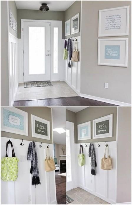 10 потрясающих идей для коридора!