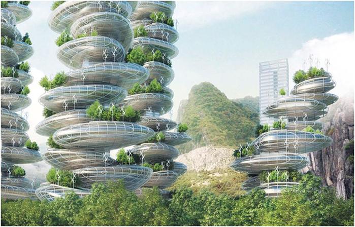 Города будущего: 10 уникальных проектов