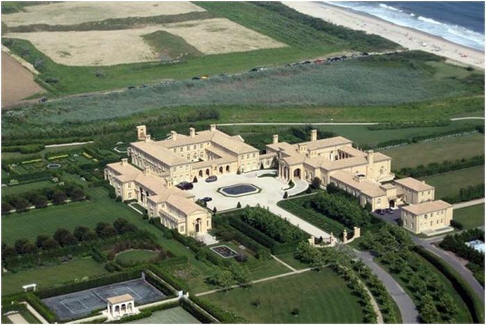 20 самых дорогих домов миллиардеров