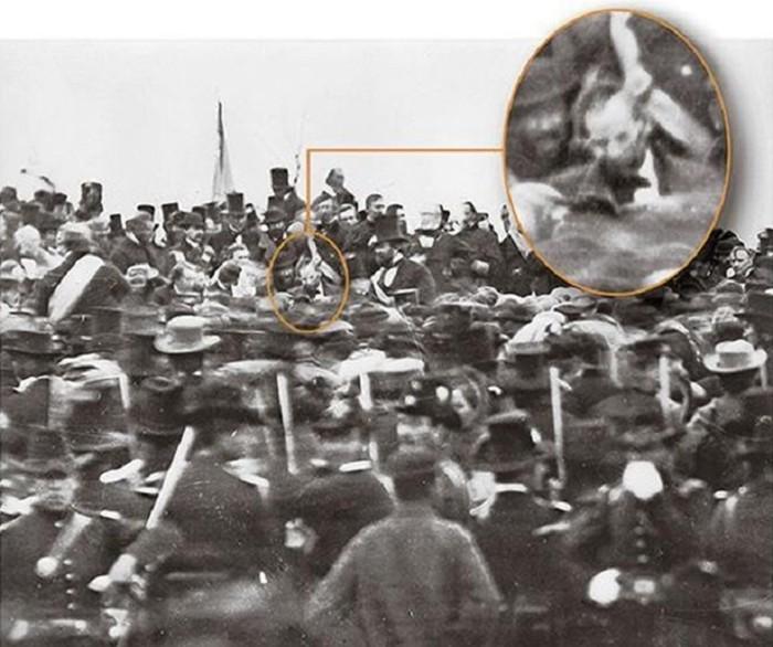 25 потрясающих снимков известных событий, которые однако не найдешь в учебниках истории