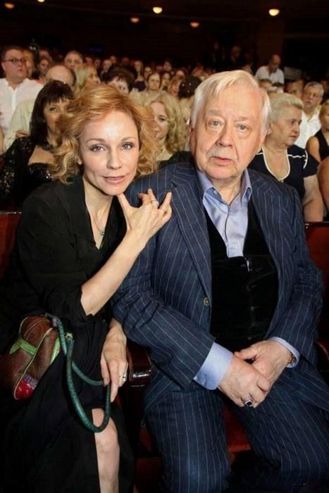 «Нет сил терпеть разлуку». 81 летний Олег Табаков высказался о чувствах к супруге