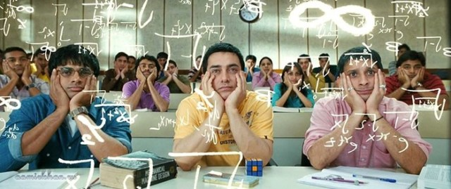 «3 идиота»— индийский фильм, который сносит крышу