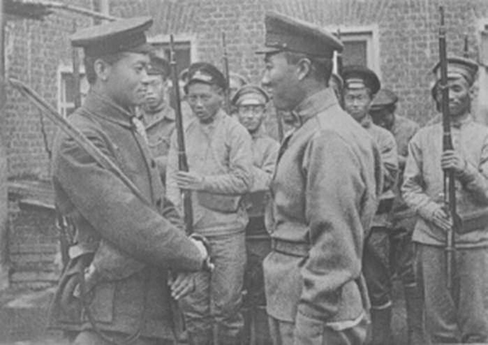 Сколько иностранцев воевало на стороне красных в Гражданской войне
