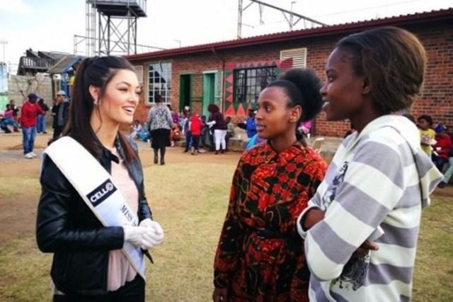 Африканский феминизм. Чем живет самая красивая девушка во Вселенной