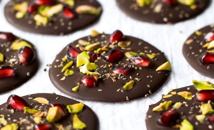 Восхитительный десерт «Красное и Черное»